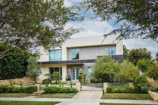 613 N Elm Drive, Beverly Hills, CA 90210 (#P1-5880) :: Angelo Fierro Group   Compass