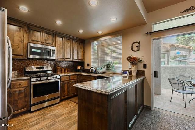 25871 Mcbean Parkway #59, Valencia, CA 91355 (#V1-7342) :: Montemayor & Associates