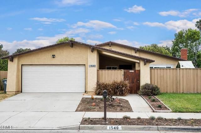 1540 Port Drive, Oxnard, CA 93035 (#V1-7345) :: Berkshire Hathaway HomeServices California Properties