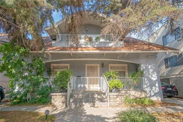 1820 N Berendo Street, Hollywood, CA 90027 (#SR21161108) :: Berkshire Hathaway HomeServices California Properties