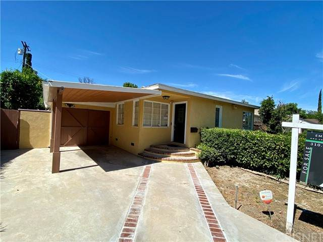 17457 Burma Street, Encino, CA 91316 (#SR21161350) :: Montemayor & Associates