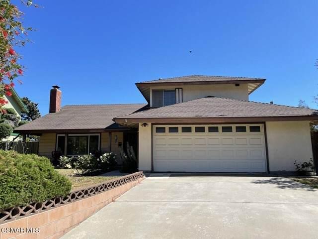 5668 Brevard Court, Ventura, CA 93003 (#221004070) :: Berkshire Hathaway HomeServices California Properties