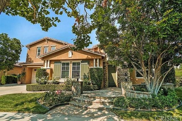 26472 Valley Oak Lane, Valencia, CA 91381 (#SR21162205) :: Montemayor & Associates