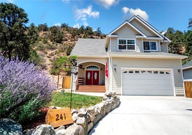 241 Pine Canyon Road, Frazier Park, CA 93225 (#SR21162578) :: Montemayor & Associates