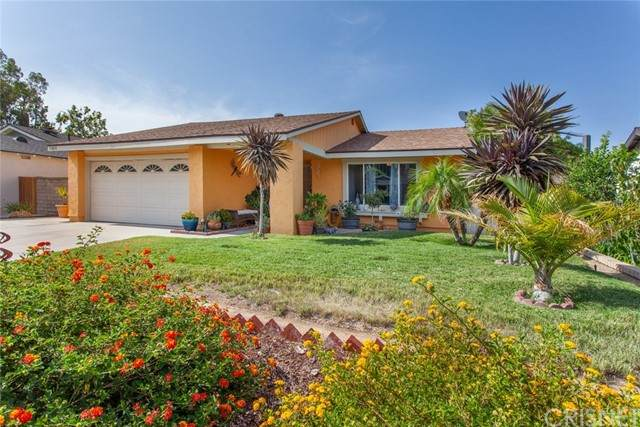 23019 Pamplico Drive, Valencia, CA 91354 (#SR21161734) :: Montemayor & Associates