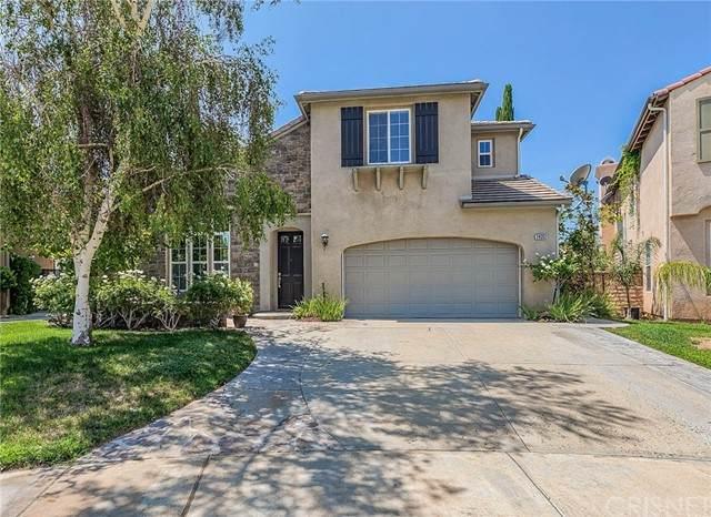 24352 Mira Vista Street, Valencia, CA 91355 (#SR21162493) :: Montemayor & Associates