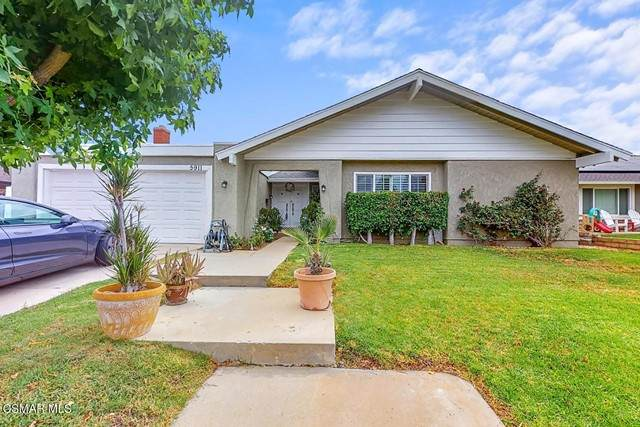 5911 E Marlies Avenue, Simi Valley, CA 93063 (#221004077) :: Compass