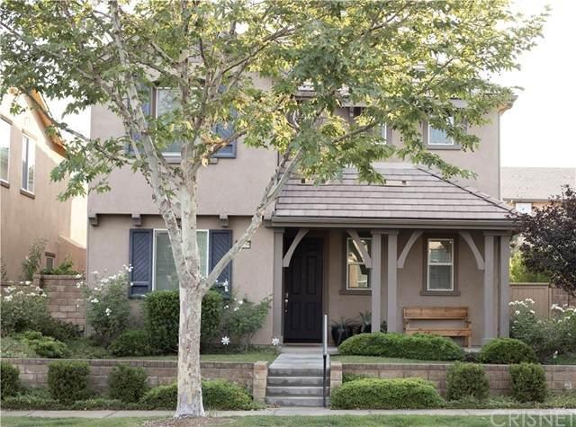 28359 Vista Del Rio Drive, Valencia, CA 91354 (#SR21162663) :: Montemayor & Associates