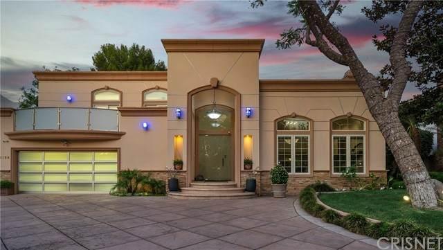 5320 Louise Avenue, Encino, CA 91316 (#SR21162706) :: Montemayor & Associates