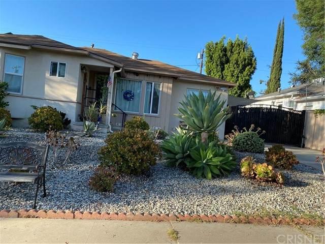 16816 Halper Street, Encino, CA 91436 (#SR21162652) :: Berkshire Hathaway HomeServices California Properties