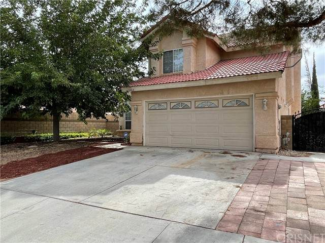 43303 8th Street E, Lancaster, CA 93535 (#SR21163136) :: Vida Ash Properties | Compass