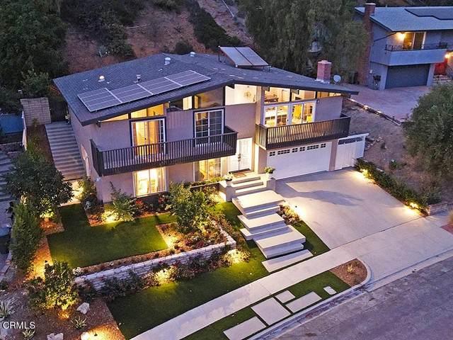 1675 Calle Artigas, Thousand Oaks, CA 91360 (#V1-7371) :: Randy Plaice and Associates
