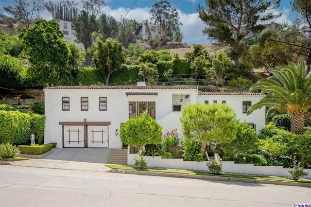 1816 Hillcrest Avenue, Glendale, CA 91202 (#320006962) :: Montemayor & Associates