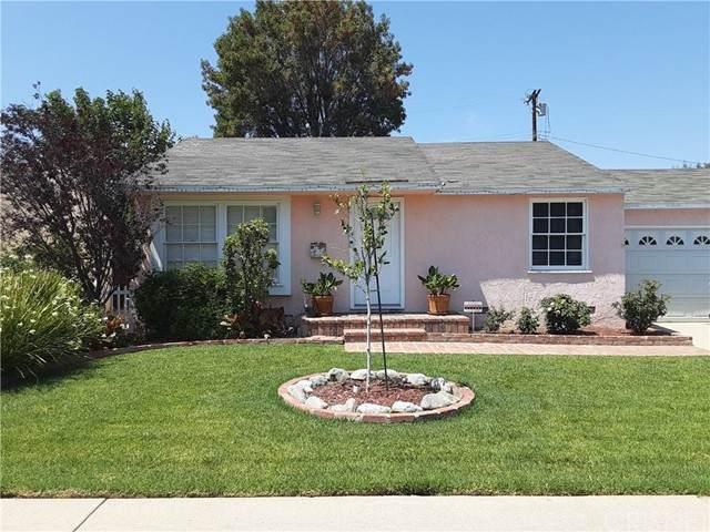 16919 Marlin Place, Lake Balboa, CA 91406 (#SR21163548) :: Angelo Fierro Group   Compass