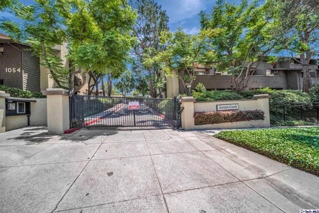1050 Seco Street #104, Pasadena, CA 91103 (#320006937) :: Montemayor & Associates