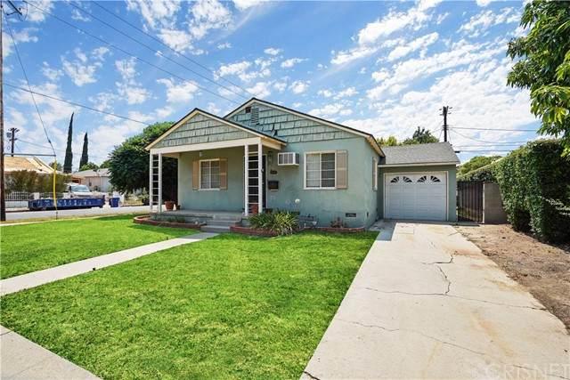 5835 Shoshone Avenue, Encino, CA 91316 (#SR21163187) :: Montemayor & Associates