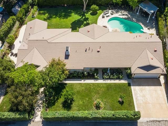 4920 Oak Lane Drive, Encino, CA 91316 (#SR21163593) :: Montemayor & Associates