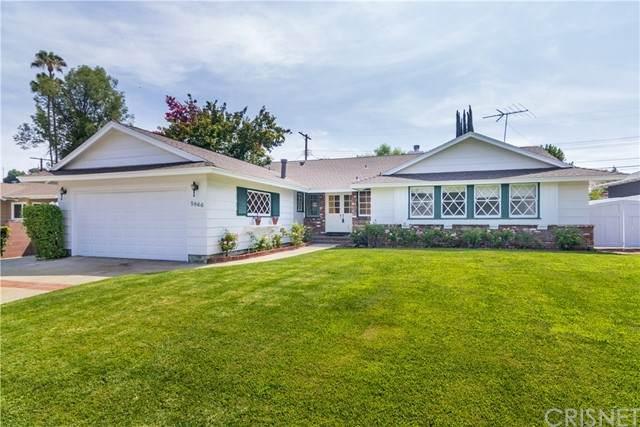 5866 Le Sage Avenue, Woodland Hills, CA 91367 (#SR21158152) :: The Suarez Team