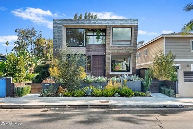 750 California Avenue, Venice, CA 90291 (#221004096) :: Berkshire Hathaway HomeServices California Properties