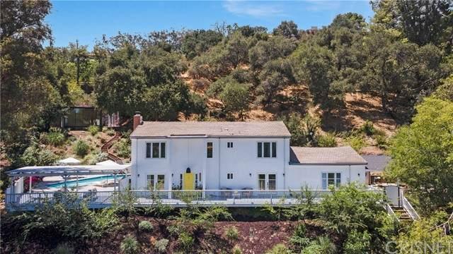 16434 Royal Hills Drive, Encino, CA 91436 (#SR21163626) :: TruLine Realty
