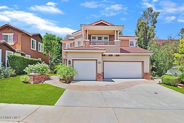 151 Brooks Road, Simi Valley, CA 93065 (#221004103) :: Berkshire Hathaway HomeServices California Properties
