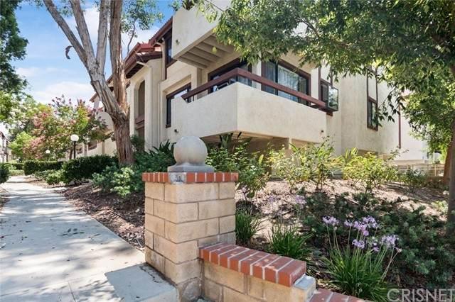 18129 American Beauty Drive #155, Canyon Country, CA 91387 (#SR21163713) :: Montemayor & Associates