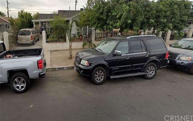 10449 Ilex Avenue, Pacoima, CA 91331 (#SR21163932) :: Montemayor & Associates