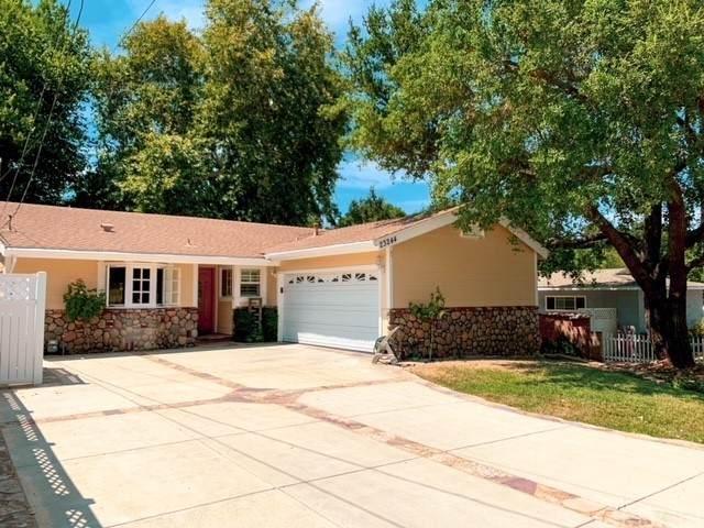 23244 8th Street, Newhall, CA 91321 (#SR21163878) :: Montemayor & Associates