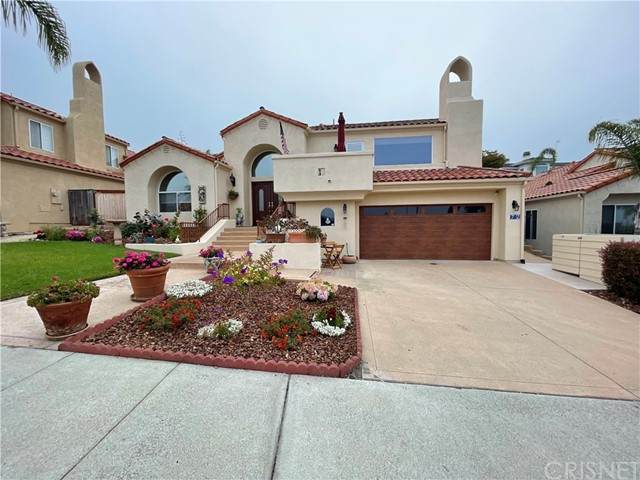 72 Valley View Drive, Pismo Beach, CA 93449 (#SR21163940) :: TruLine Realty