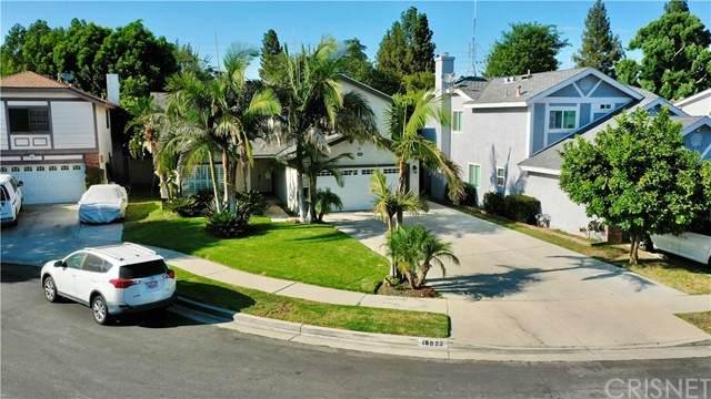 18033 Raymer Street, Sherwood Forest, CA 91325 (#SR21164107) :: Berkshire Hathaway HomeServices California Properties