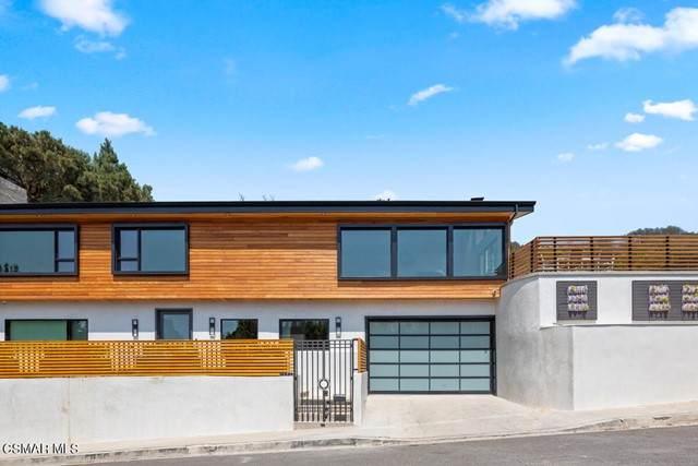 7995 Briar Summit Drive, Los Angeles, CA 90046 (#221004107) :: Berkshire Hathaway HomeServices California Properties