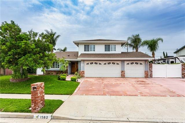 1568 Downing Street, Simi Valley, CA 93065 (#SR21163595) :: Berkshire Hathaway HomeServices California Properties