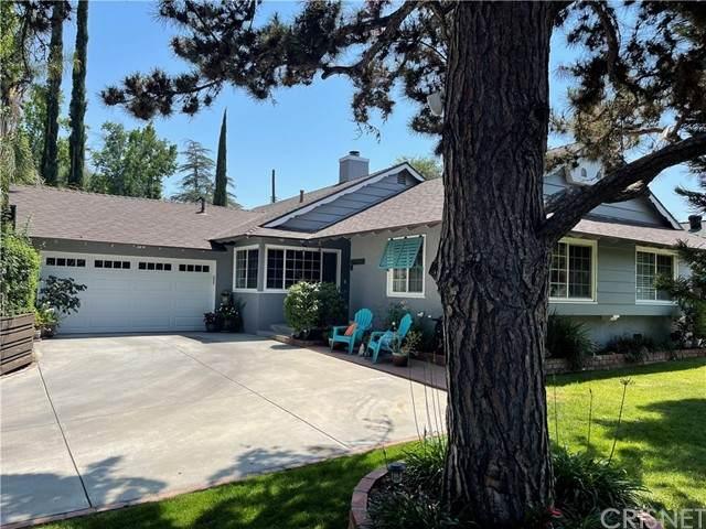 6621 Glade Avenue, Woodland Hills, CA 91303 (#SR21164390) :: Berkshire Hathaway HomeServices California Properties