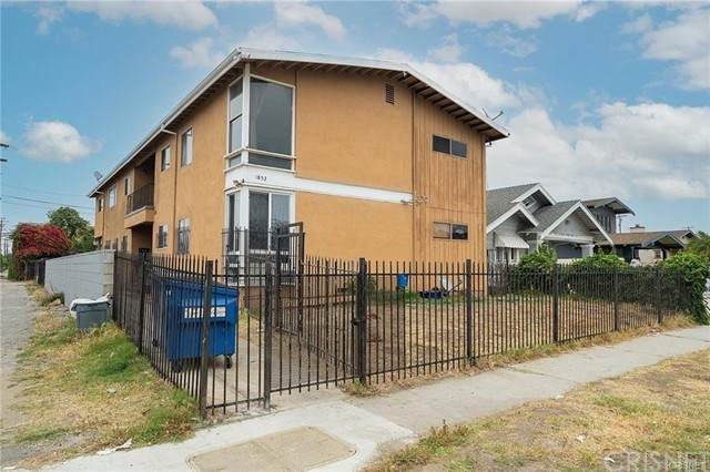 1853 W 48th Street, Los Angeles, CA 90062 (#SR21161845) :: Berkshire Hathaway HomeServices California Properties