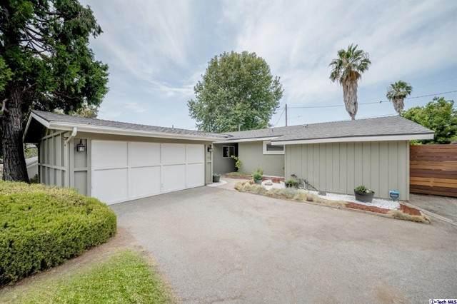 1085 Medford, Pasadena, CA 91107 (#320007028) :: TruLine Realty