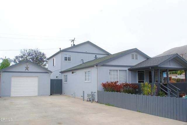 233 E Mcfarlane Drive, Ventura, CA 93001 (#V1-7412) :: Berkshire Hathaway HomeServices California Properties