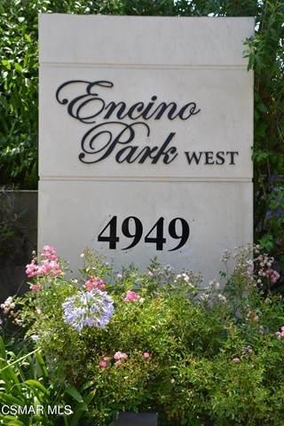 4949 Genesta Avenue #116, Encino, CA 91316 (#221004117) :: Montemayor & Associates