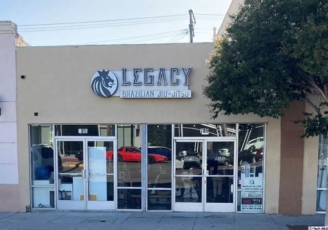 705 S Brand Boulevard, Glendale, CA 91204 (#320007061) :: TruLine Realty