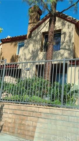 28118 Seco Canyon Road #151, Saugus, CA 91390 (#SR21165265) :: The Suarez Team