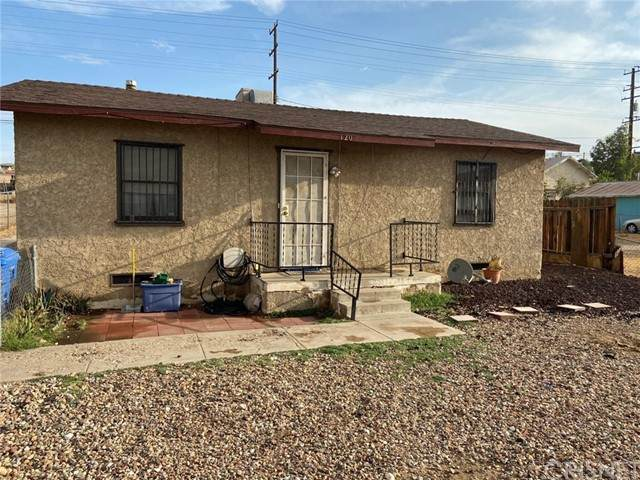 120 W Williams Street, Barstow, CA 92311 (#SR21165291) :: Lydia Gable Realty Group
