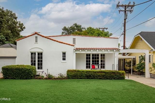 1608 Wayne Avenue, South Pasadena, CA 91030 (#P1-5931) :: The Suarez Team