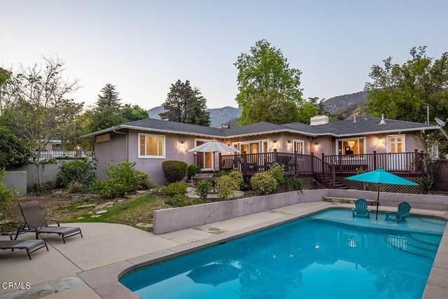 2210 San Gorgonio Road, La Canada Flintridge, CA 91011 (#P1-5933) :: Lydia Gable Realty Group