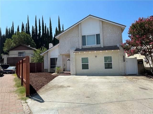 20204 Blythe Street, Winnetka, CA 91306 (#SR21165604) :: Lydia Gable Realty Group