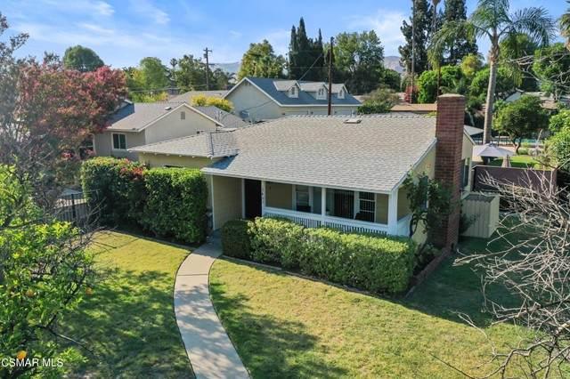 17403 Los Alimos Street, Granada Hills, CA 91344 (#221004128) :: Montemayor & Associates