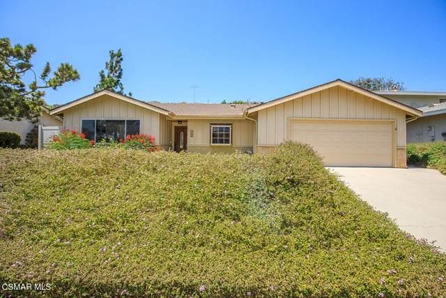745 Foothill Road, Santa Paula, CA 93060 (#221004135) :: Lydia Gable Realty Group