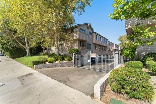 7904 Topanga Canyon Boulevard #7, Canoga Park, CA 91304 (#SR21165928) :: Lydia Gable Realty Group