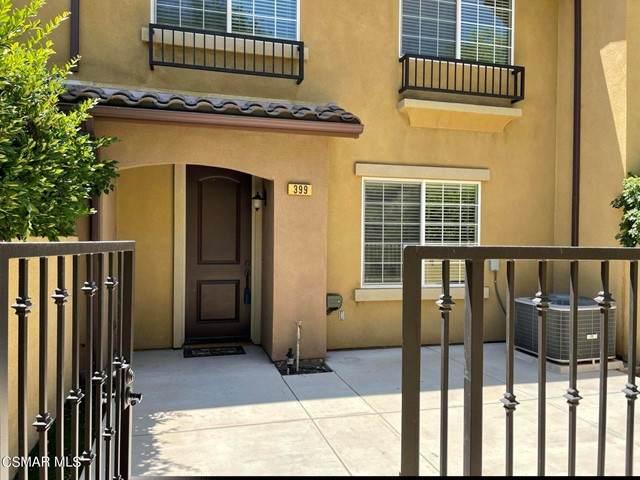 399 E Hilltop Way, Thousand Oaks, CA 91362 (#221004151) :: The Grillo Group