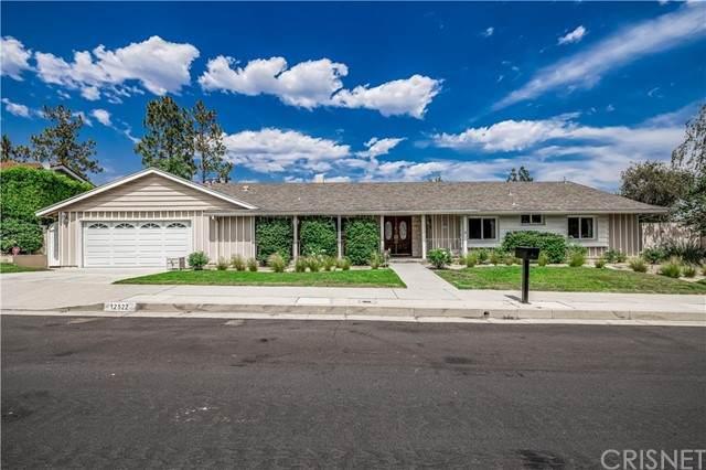 12522 Kenny Drive, Granada Hills, CA 91344 (#SR21166417) :: Lydia Gable Realty Group