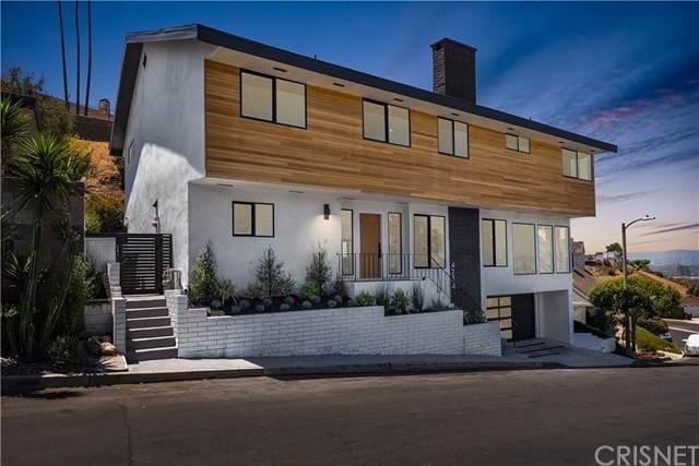 4234 Don Arellanes Drive, Baldwin Hills, CA 90008 (#SR21163560) :: Angelo Fierro Group | Compass