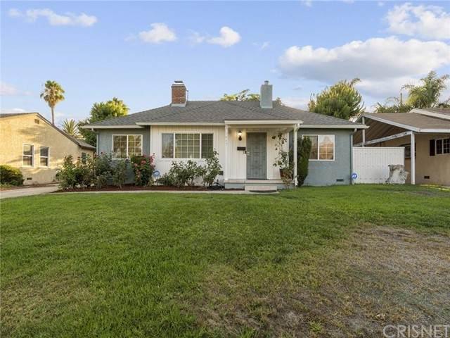 1445 N Buena Vista Street, Burbank, CA 91505 (#SR21166740) :: Montemayor & Associates